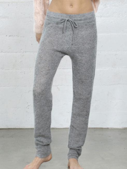 Mes Demoiselles Altar Gray Pants