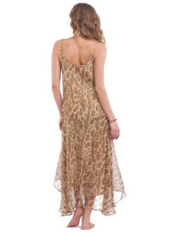 Mes Demoiselles Leopard Prisca Dress - Amanda Mills LA