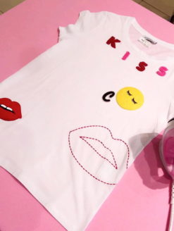 IPHORIA READY TO WEAR T-SHIRT KISS -amla