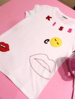 IPHORIA READY TO WEAR T-SHIRT KISS -amla