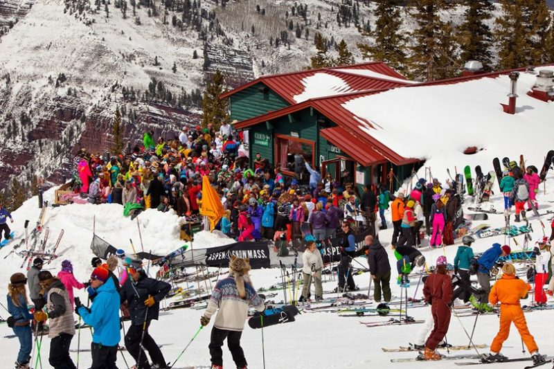 Aspen Dining Dancing & Drinking