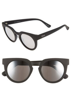 QUAY-Mirrored Frankie Sunglasses