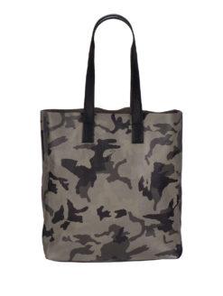 Camouflage Trader Tote Bag - Marie Turnor - Amanda Mills Los Angeles