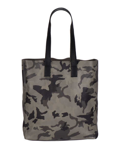 Marie Turnor Unisex Trader Camo Tote Bag - shop amla