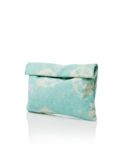 Tie Dye Wrap Clutch - Marie Turnor - Amanda Mills LA