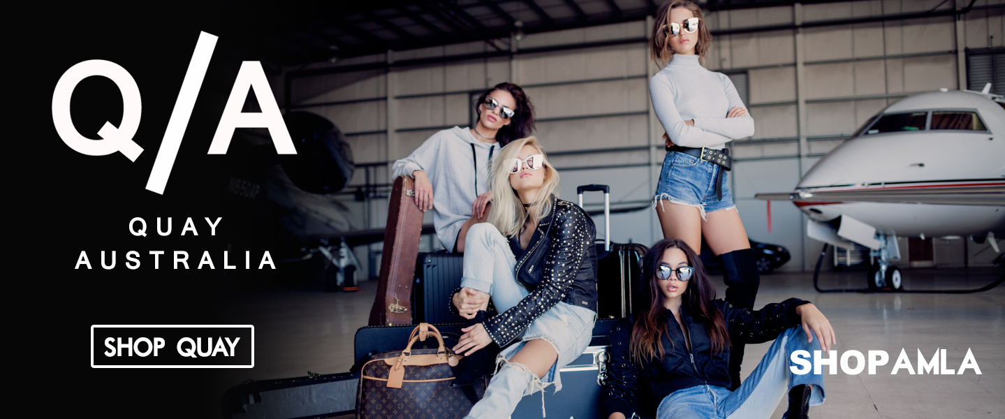 Amanda Mills Los Angeles Quay Sunglasses