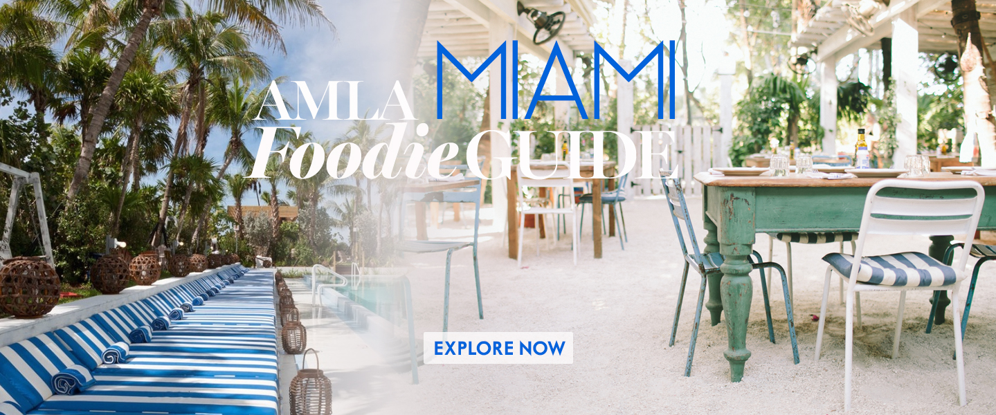 Amanda Mills Los Angeles foodie Guide Miami