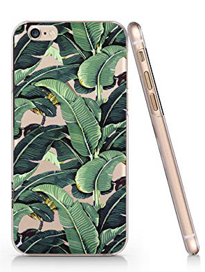 BH Banana Leaf iPhone 7 Plus Case - AM Vibe