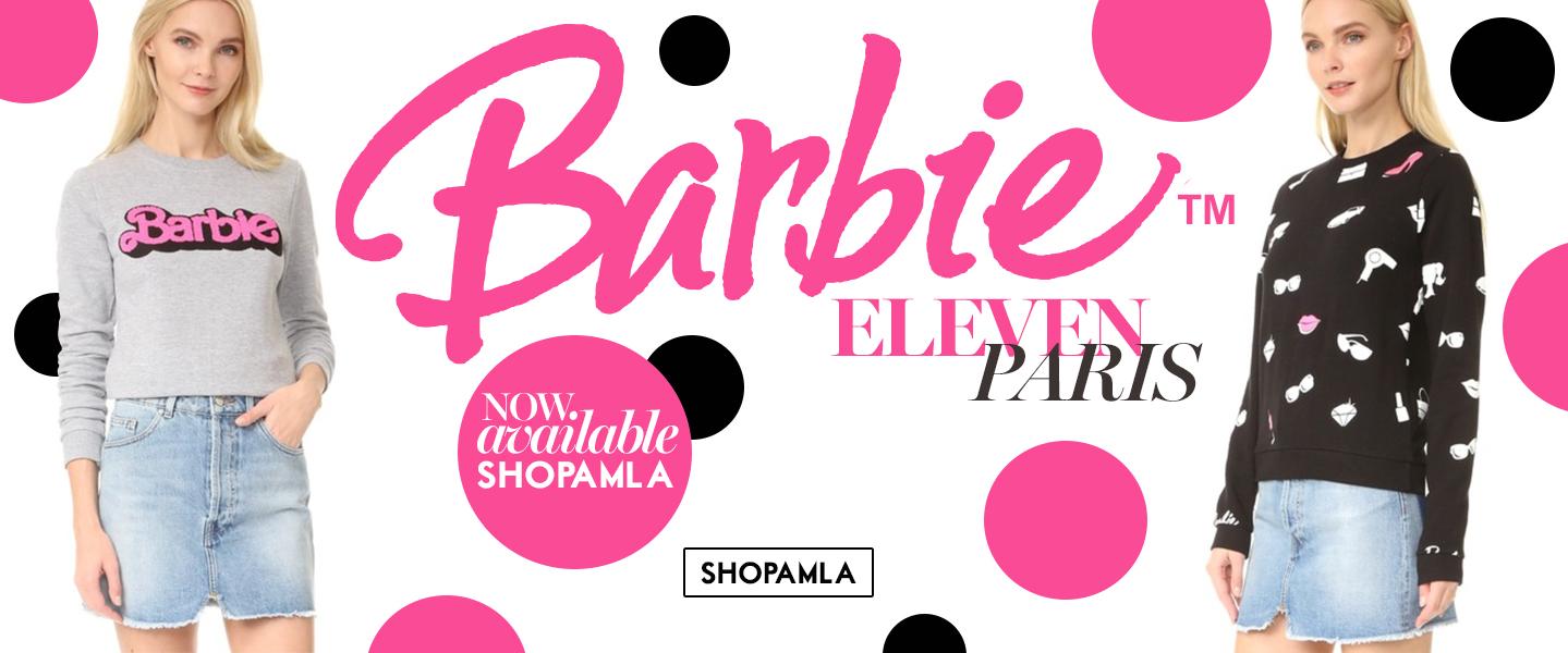 Barbie fashion Eleven Paris shop Amanda Mills Los Angeles