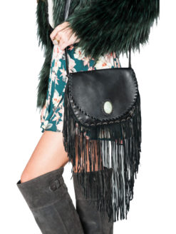 Gypsies Debutantes Luna Festival Fringe Bag