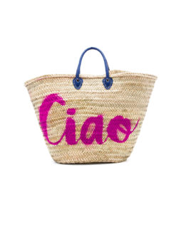 Misa Los Angeles - Marrakech 'CIAO' Bag - Amanda Mills LA