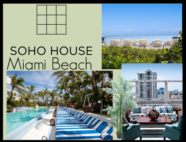 Miami Foodie Guide Hot Spots Brunch Lunch Dinner - stay soho beach house
