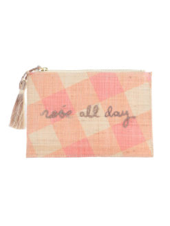 Kayu Rosé All Day Pouch