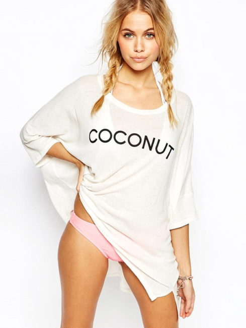 Coconut Sleepy Time Tee
