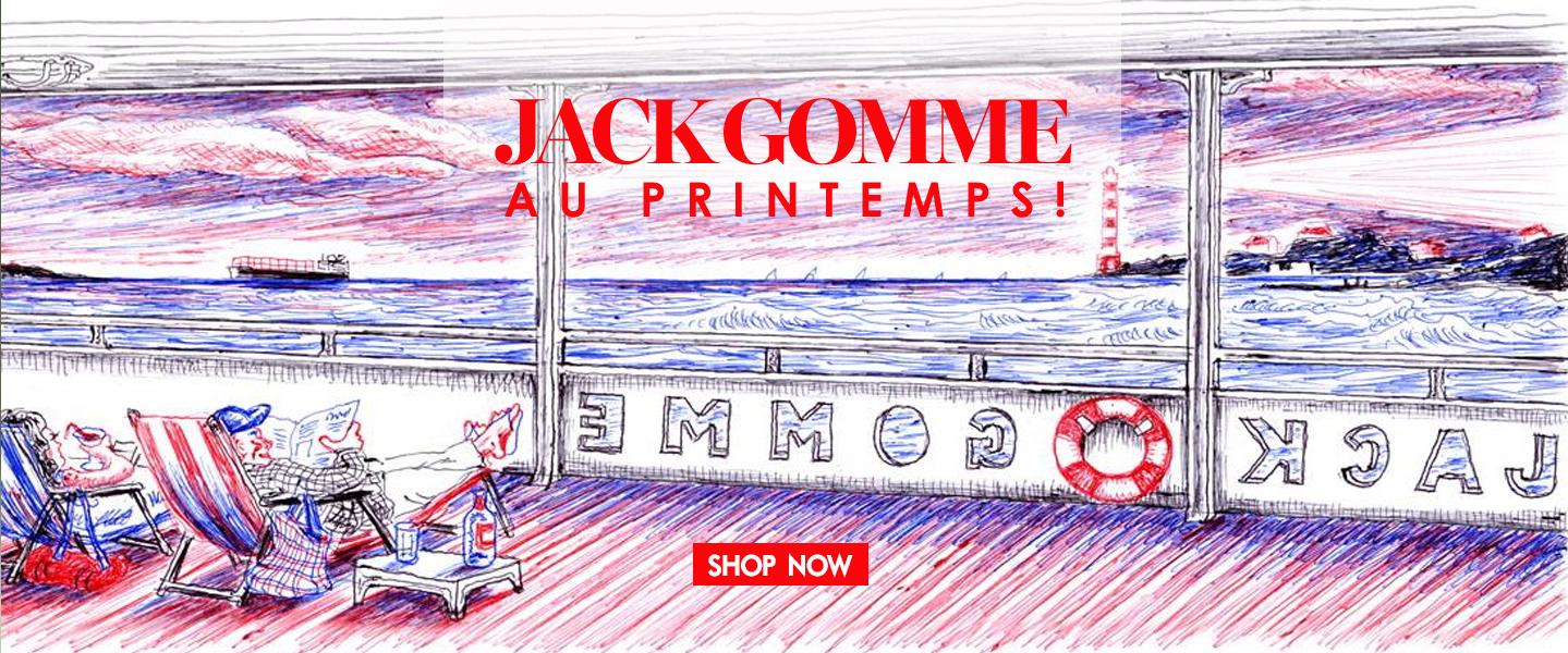 AMLA Jack Gomme Hand bags