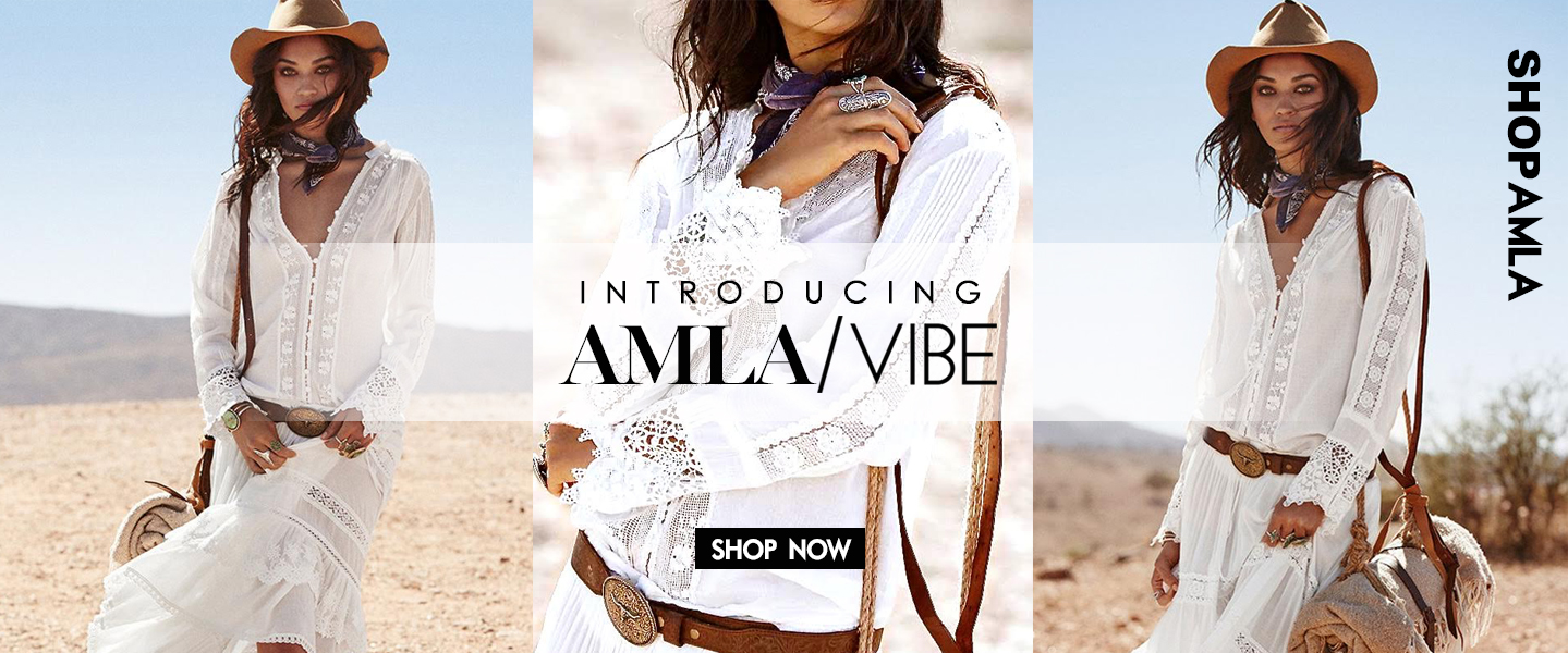 AMLA / VIBE CLOTHING