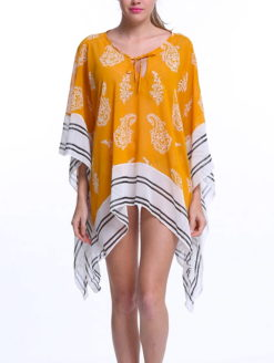 GYPSET SUN TULUM SHEER TUNIC - AM VIBE