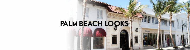 AMLA palm beach lookbook