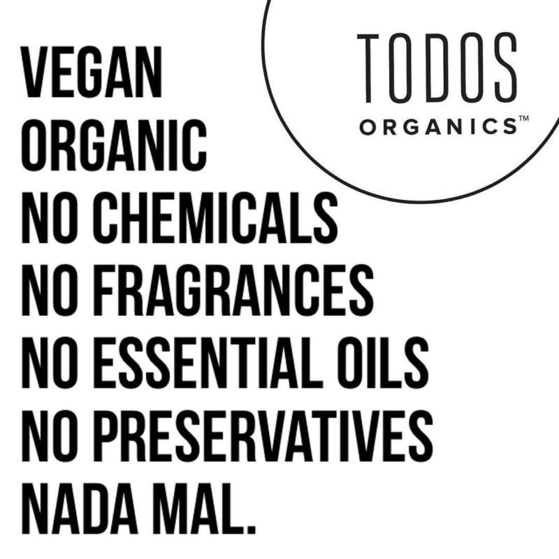 amanda mills la organic beauty -TODOS ORGANICS