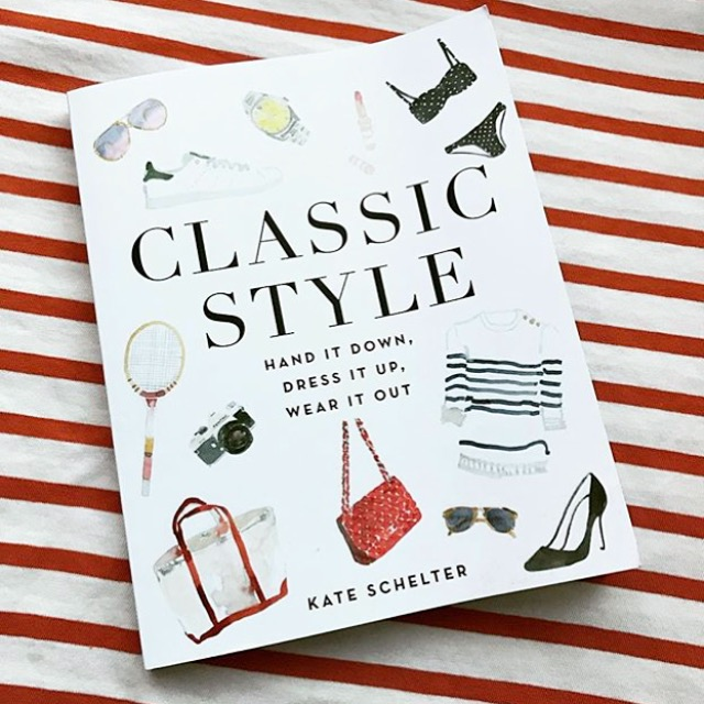 CLASSIC STYLE GUIDE fashion expert Kate Schelter