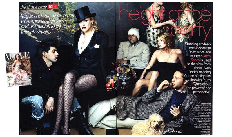 Kate Schelter - For Vogue