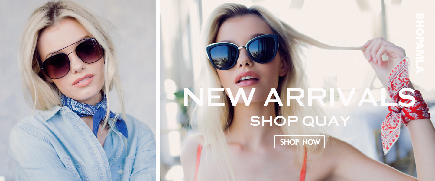 AMLA QUAY SUNGLASSES NEW ARRIVALS