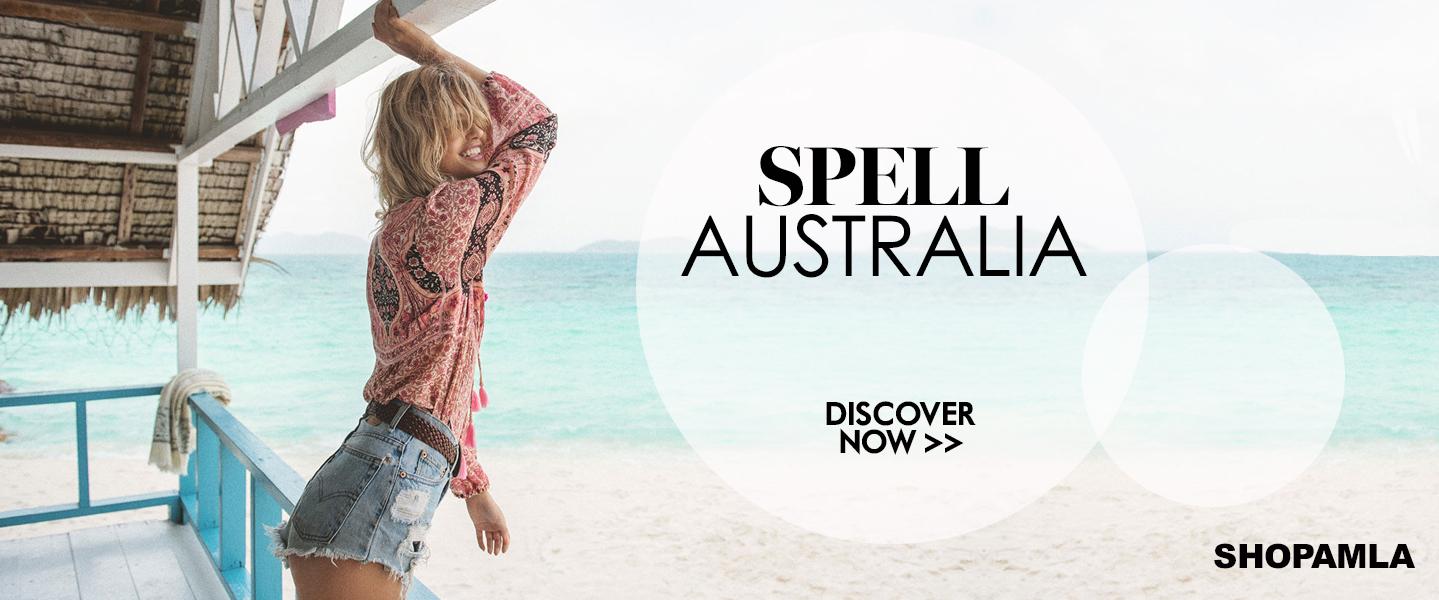 AMLA SPELL AUSTRALIA DISCOVER NOW