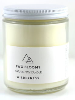 Wilderness Hand Poured Eco Soy Candle