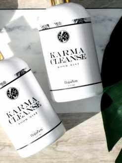 Karma Cleanse Organic Room Mist - baja zen brand