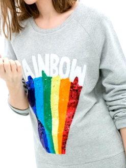 AMLA VIBE RAINBOW TEE