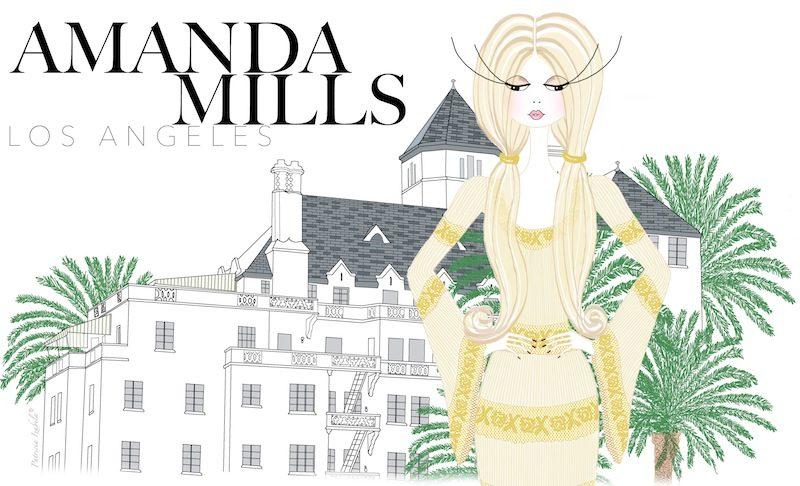 Amanda Mills Los Angeles
