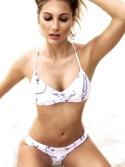 SKULL RANCH ARROW BIKINI SET