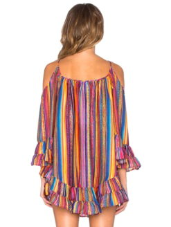 Desert Sun Exposed Shoulder Beach Cover