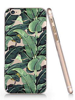 BH Banana Leaf iPhone 7 Case - AM Vibe