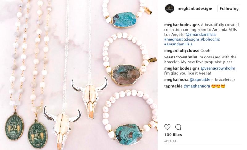 MeghanBo Designs Unique Handmade Treasures - shop amla
