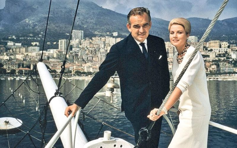 SOUTHERN FRANCE AT A GLANCE - AMANDA MILLS - GRACE KELLY
