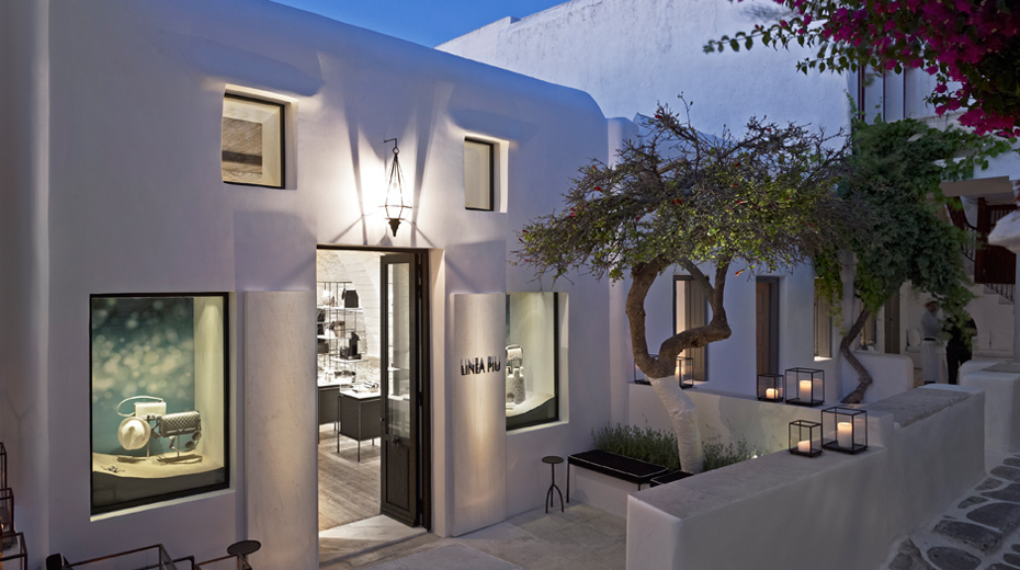luxury shopping guide Mykonos - amanda mills la