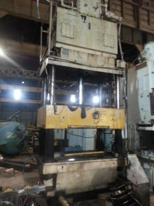 Affordable Machinery | Presses up to 250 Tons