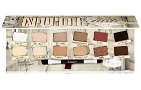 theBalm NUDE tude Eyeshadow Palette nice