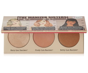 theBalm The Manizer Sisters MakeUp Palette,