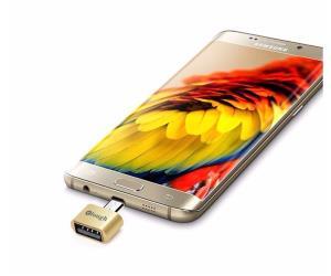 وصلة او تي جي  OTG لعمل منفذ USB  لجوالك للاندرويد فقط