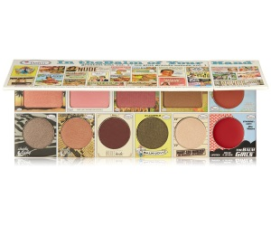 theBalm in theBalm of your Hand Face Palette,