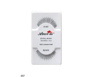 رموش طبيعيه Natural Hair Eyelashes 507