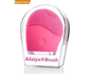 للوجهFacial Cleansing Brush Ailaiya Multifunctional Silicon