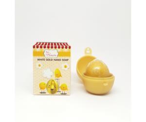 صابون البيض التايلندي ذهبي صابونة soap