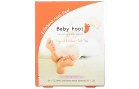 Baby Foot Easy Pack 12 FL OZ per Foot X 2, Lavend