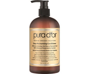 PURA DOR Organic Argan Oil  Aloe Vera Conditione