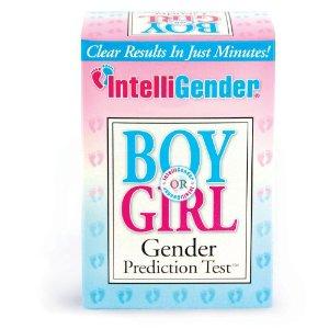 اختبار تحديد  نوع جنس المولود Intelligender Gender