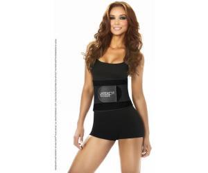 Ann Chery 2051 Latex Fit Waist Trimmer Belt المقاس L