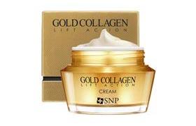 كريم كولاجين الذهبي  لشد البشره من SNP